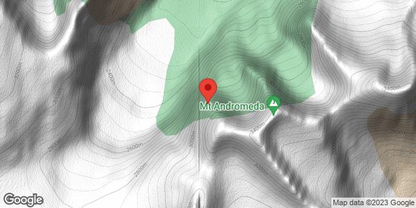 Mt Andromeda; Skyladder JNP