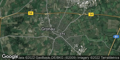 Google Map of Epe