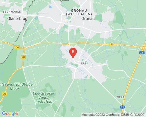 Google Karte von Rohrreinigung Gronau