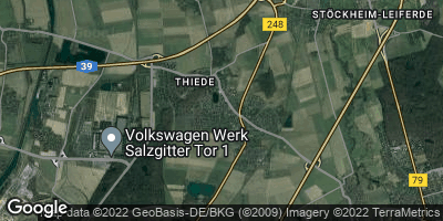 Google Map of Thiede