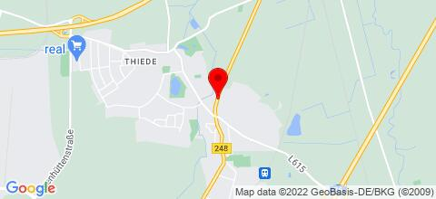 Google Map für Unterkunft