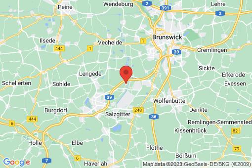 Karte Salzgitter Sauingen