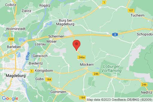 Karte Stegelitz