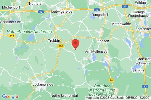 Karte Gadsdorf