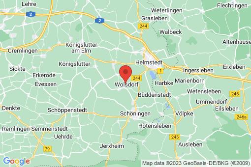 Karte Wolsdorf