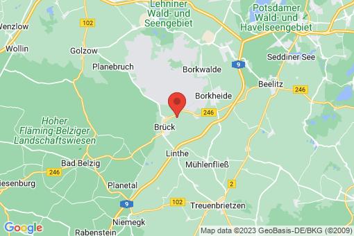 Karte Linthe