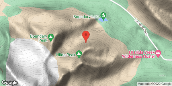 Boundary Lake