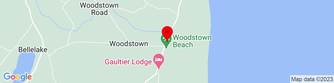 Google Map of 52.198319444444444, -6.980888888888889