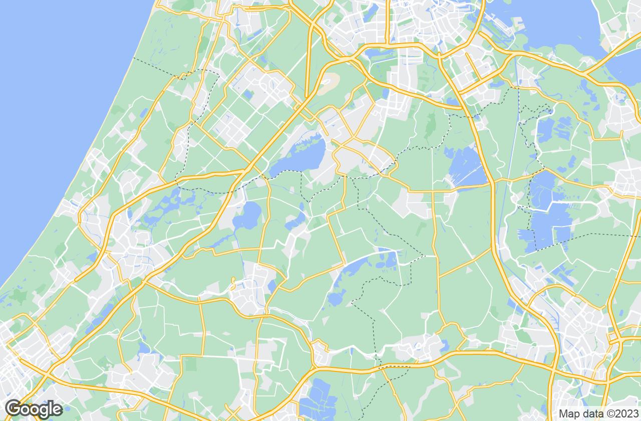 Google Map of Nieuwveen