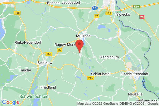Karte Mixdorf
