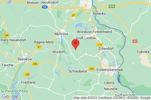 Karte Siehdichum Schernsdorf