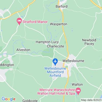 Charlecote Park Location