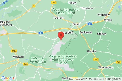 Karte Dörnitz
