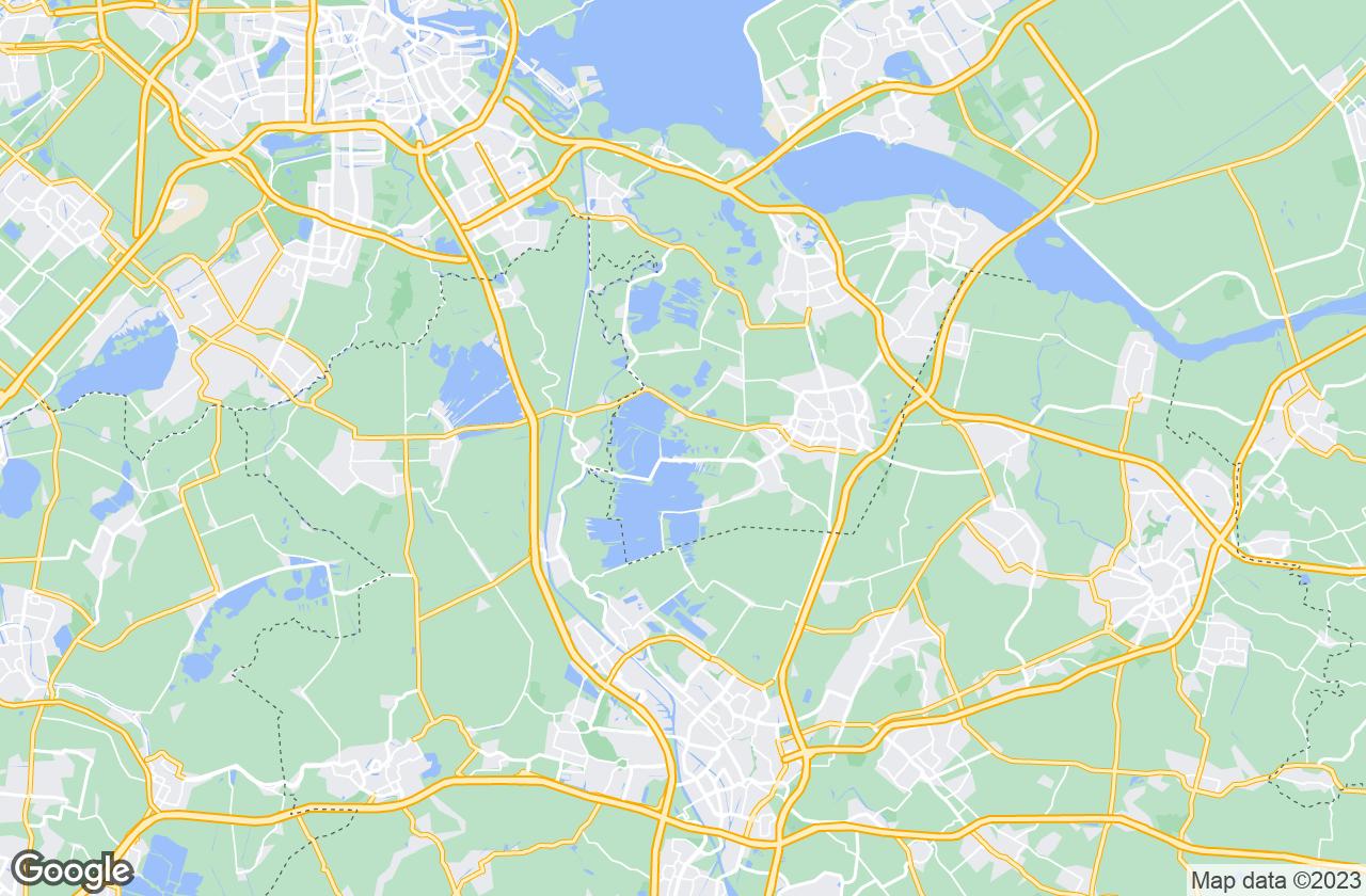 Google Map of Loosdrecht