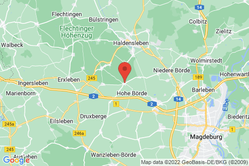 Karte Rottmersleben