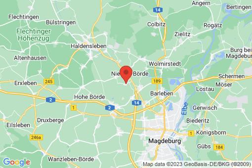Karte Klein Ammensleben