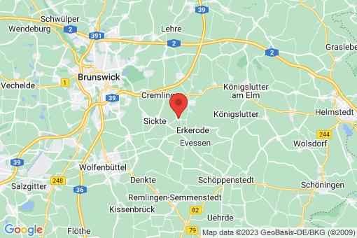 Karte Veltheim