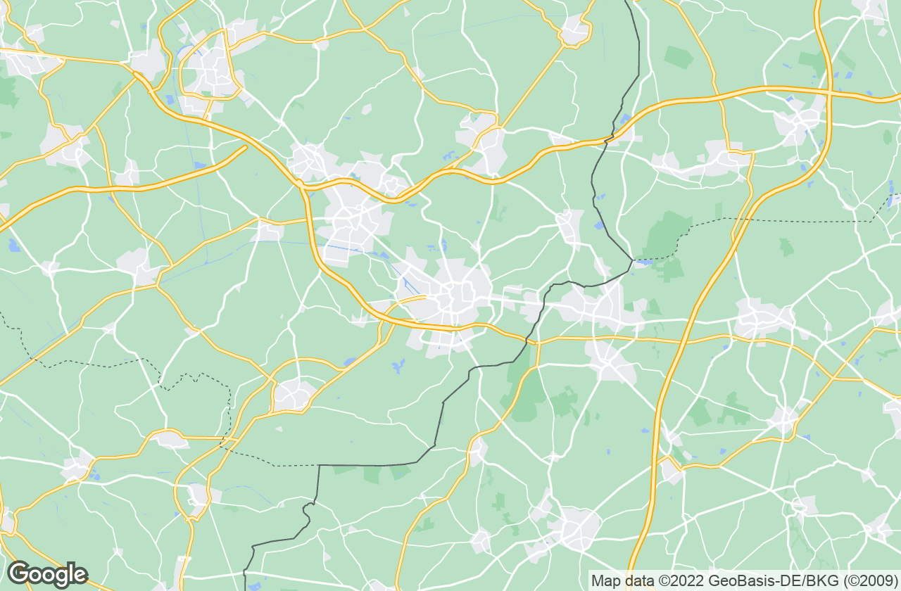 Google Map of Enschede