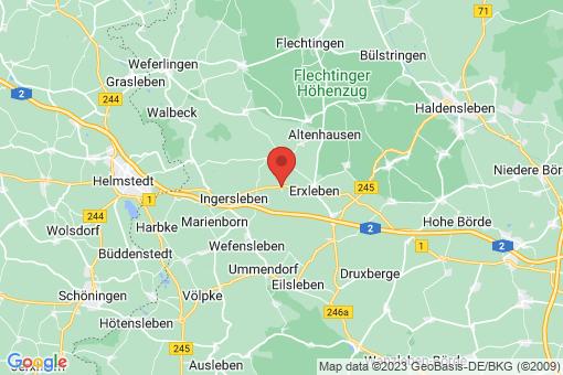 Karte Eimersleben