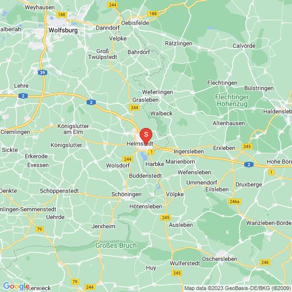 Disc Golf-Anlage Helmstedt Piepenbrinkpark