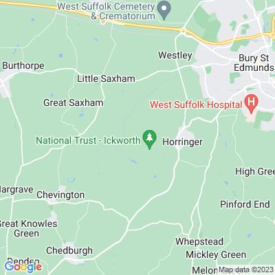 Ickworth Park Location
