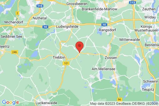 Karte Nunsdorf