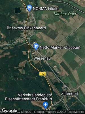 Google Map of Wiesenau