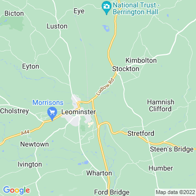 Eaton Hill Location