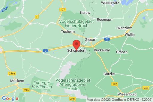 Karte Schopsdorf
