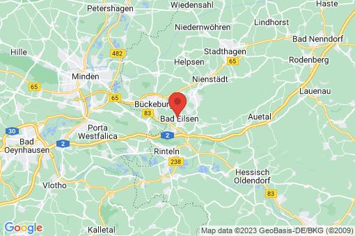 Karte Bad Eilsen
