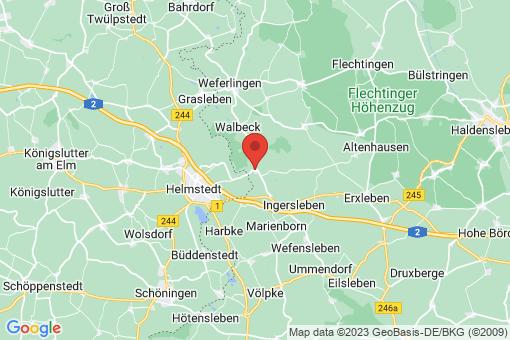 Karte Beendorf