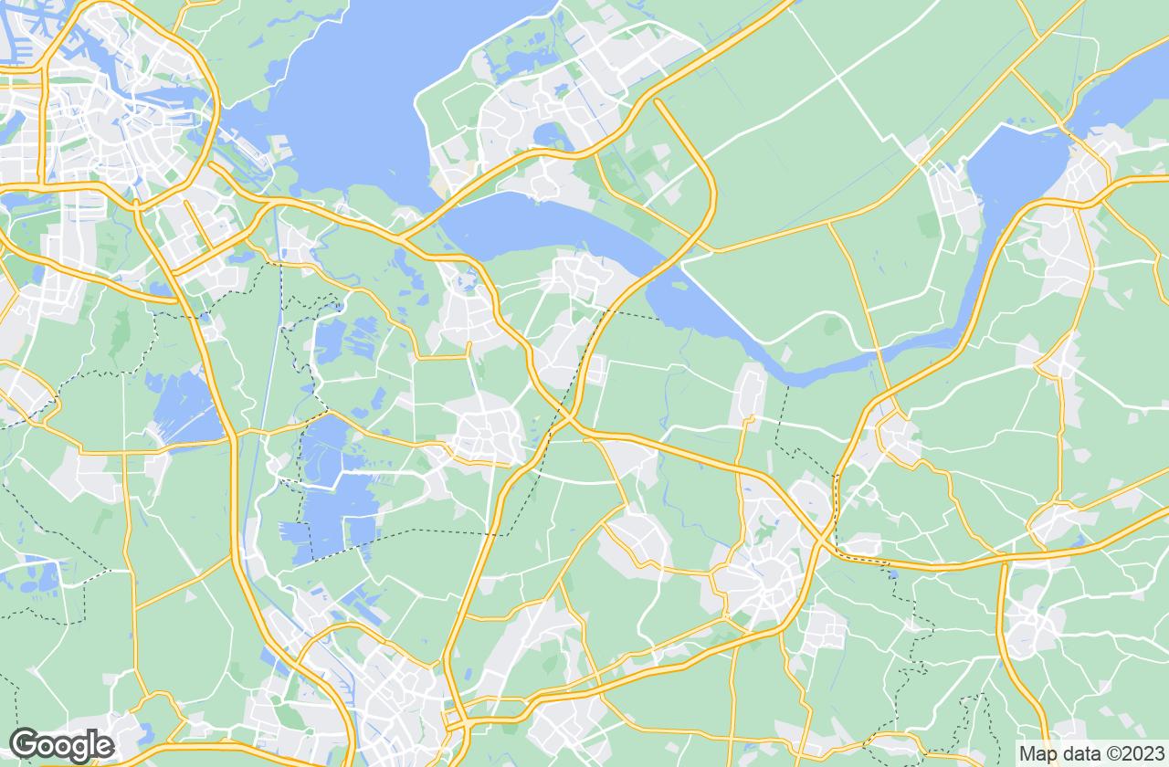 Google Map of Eemnes