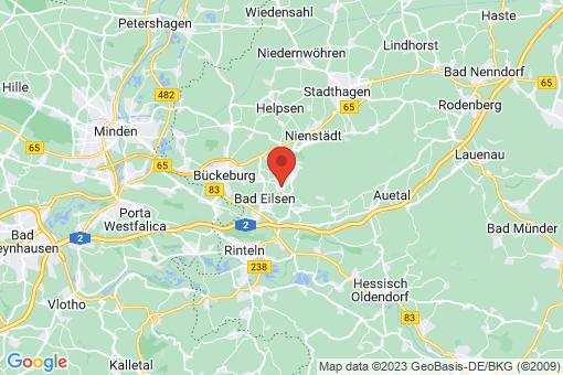 Karte Obernkirchen Krainhagen