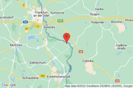 Karte Ziltendorf Aurith