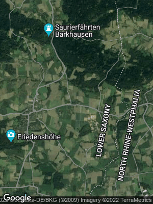 Google Map of Markendorf
