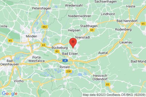 Karte Obernkirchen Röhrkasten