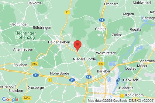 Karte Vahldorf