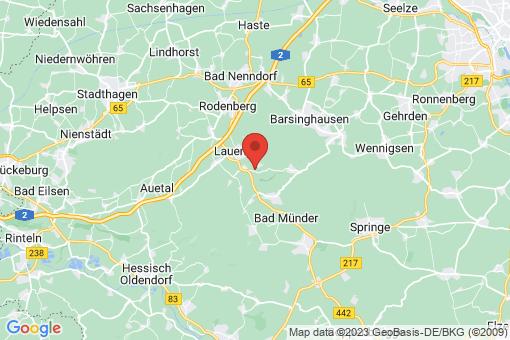 Karte Messenkamp Messenkamp