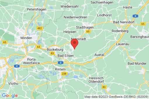 Karte Obernkirchen Obernkirchen