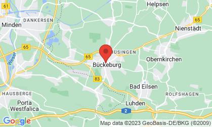 Arbeitsort: Bückeburg