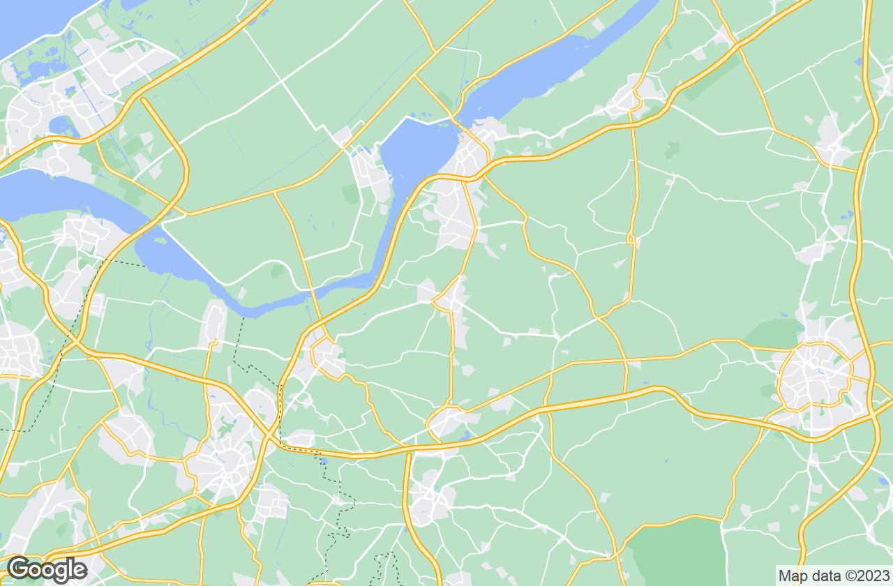 Google Map of Putten