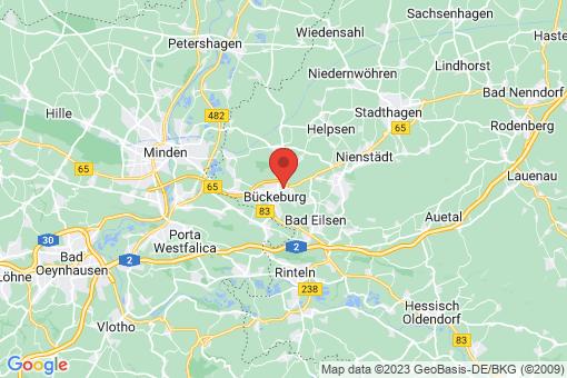 Karte Bückeburg Bückeburg