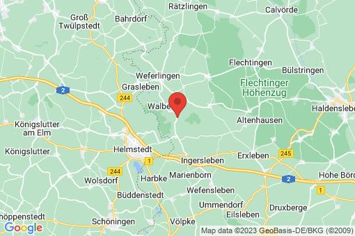 Karte Schwanefeld