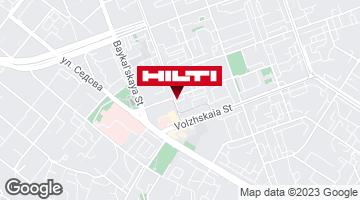 Региональный представитель Hilti в г. Улан-Удэ