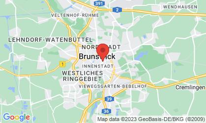Arbeitsort: Braunschweig, Wolfenbüttel, Vechelde, Wendeburg, Helmstedt, Cremlingen, Schöningen