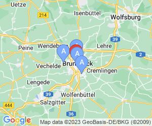 Karte für Lessinghof
