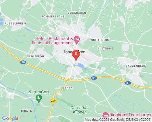 Google Karte von Rohrreinigung Ibbenbüren