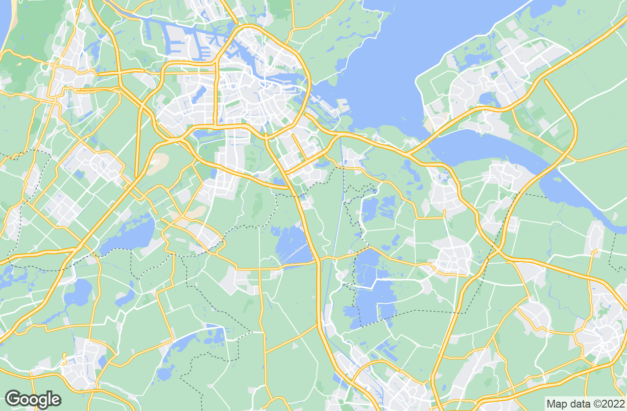 Google Map of Abcoude