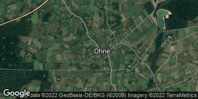 Google Map of Ohne
