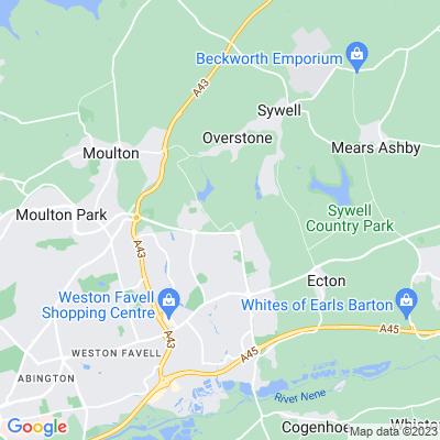 Overstone Park Location